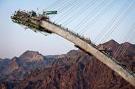 Nevada Arch Segment, April 29, 2009