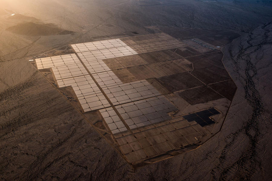Desert Sunlight Solar Farm, California