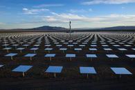 Crescent Dunes Solar, Nevada