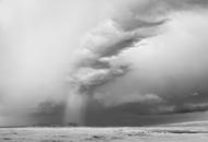 Pillar Cloud: Lewistown, Montana, 2011
