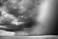 Storm in Field