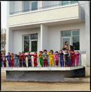 Nursery, Jonsun Co-operative Farm, North Korea