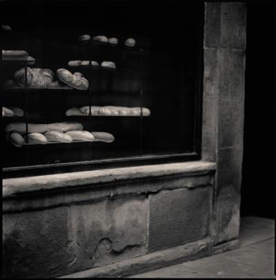 Bakery Window, Lerma, Spain