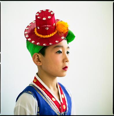 Li Min Gyong, Pyongyang Schoolchildren's Palace, North Korea