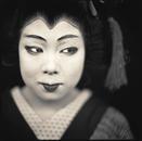 Mari Ito as Osato, Tono Kabuki