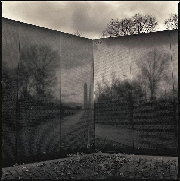 Vietnam Memorial, Washington DC