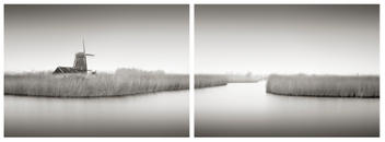 Canal Ring (diptych)
