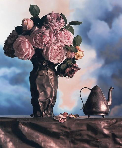 Roses with Soot and Lead