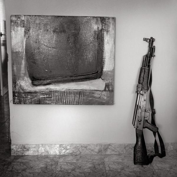 Guns at home # 2 (2004 - 2007)