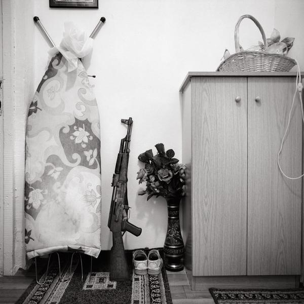 Guns at home # 8 (2004 - 2007).