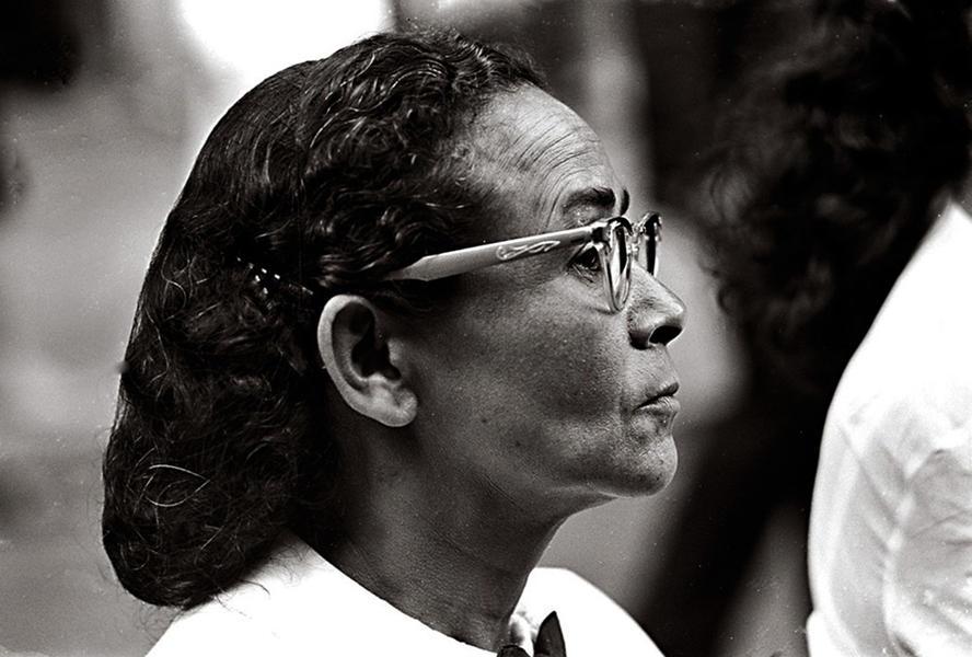 Doña Pepa, East New York Brooklyn, 1964