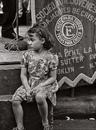 Pentecostal girl, East New York, Brooklyn, 1964