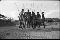 Maasai Warrior Dance, Kenya