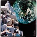 Missa Gaia, mixed media on vintage album cover