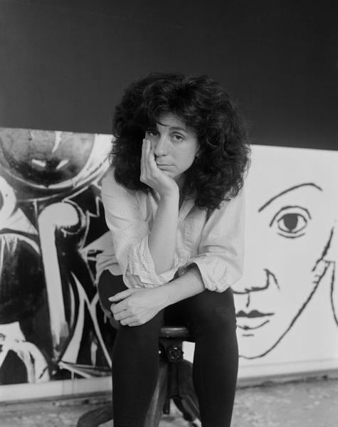 Deborah Kass - 24 October 1991