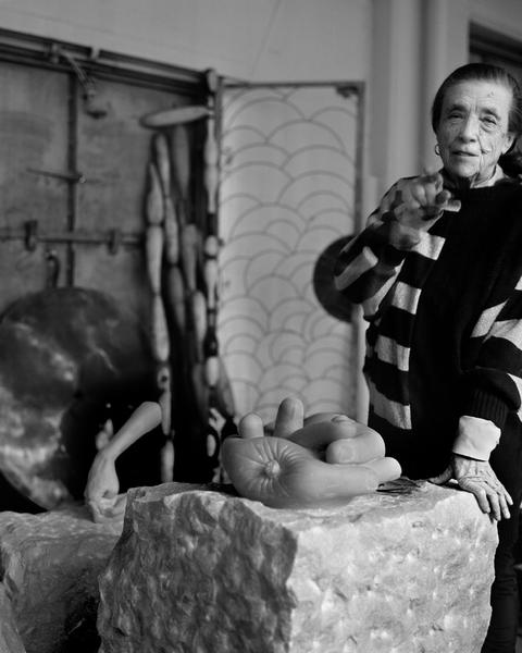 Louise Bourgeois - 28 February 1992
