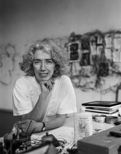 Elizabeth Murray - 29 April 1992