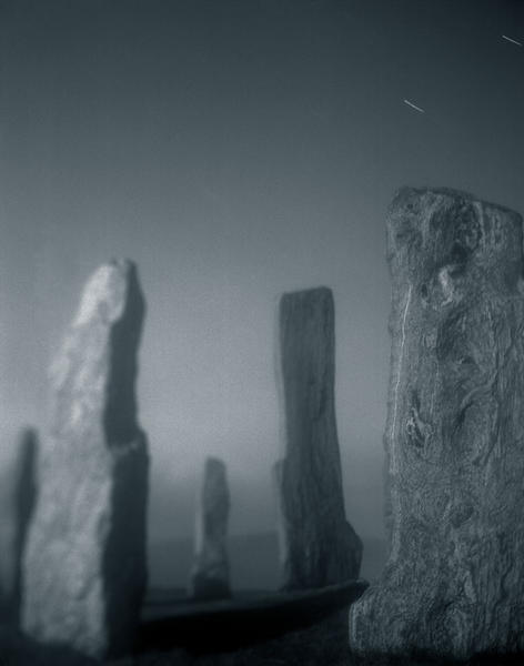 Calanais Stones--Isle of Lewis, Scotland