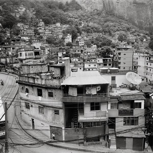 Rio De Janeiro, Brazil/ Rocinha