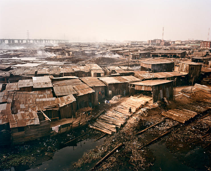 from the Series LAGOS TRANSFORMATION