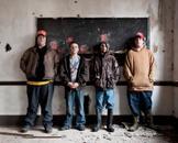 Tyler, Trace, Austin and Adam, 2009