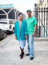 Tia Miledy y Jose After Church, 2009.