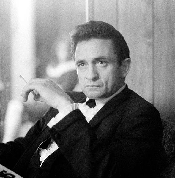 Johnny Cash, San Carlos, 1967