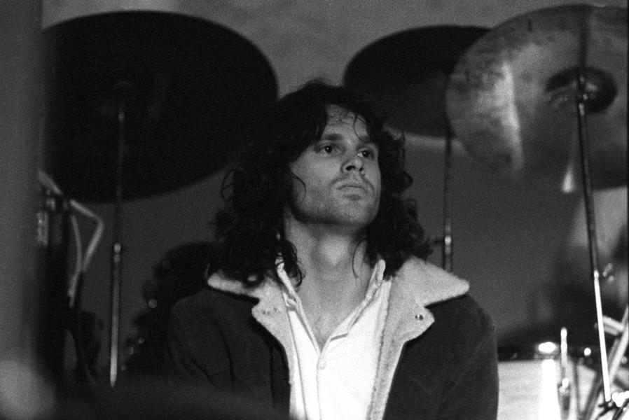 Jim Morrison, San Francisco 1967