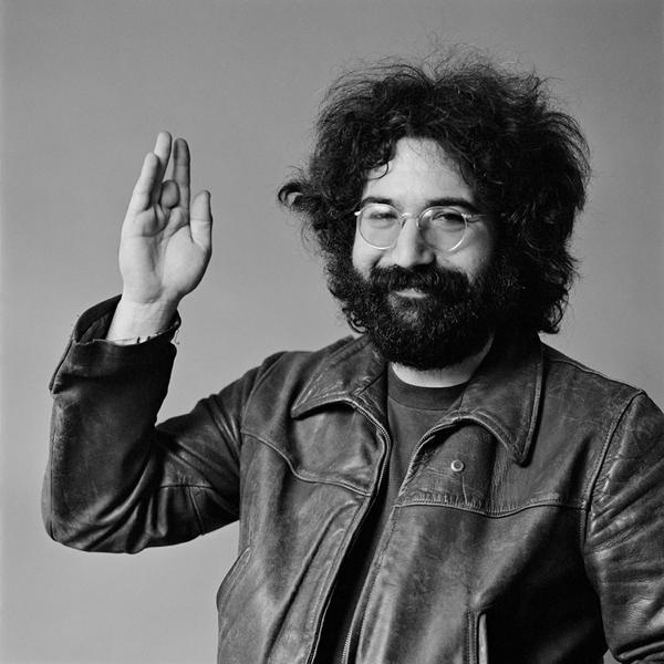 Jerry Garcia, Grateful Dead, San Francisco 1969