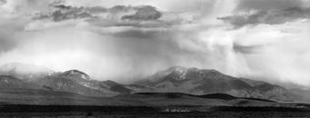 Storm Light Patterns, Rio Hondo Mesa, NM, 1995