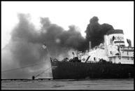 Exxon Ship, Pier 12