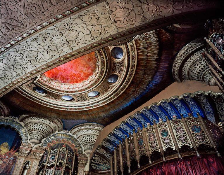 United Artist Auditorium Detail