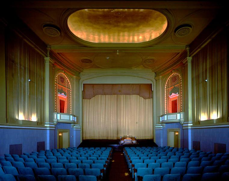 Hinsdale Theater Auditorium