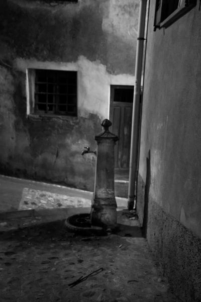 Water Facet, San Sosti Nocturne