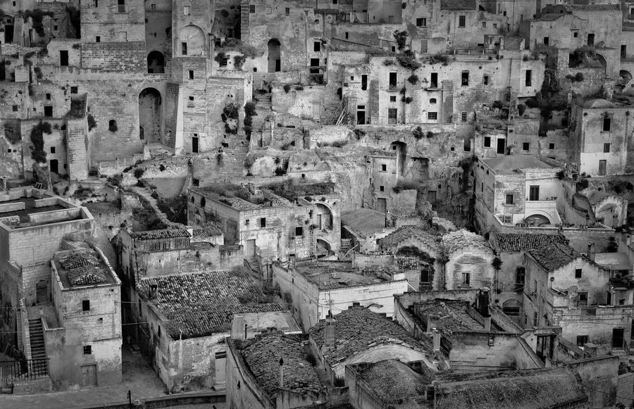 The Sassi, Matera, Italy