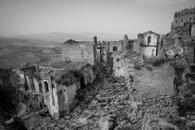 Craco, ghost town