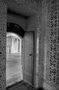Door, Topakpi Palace