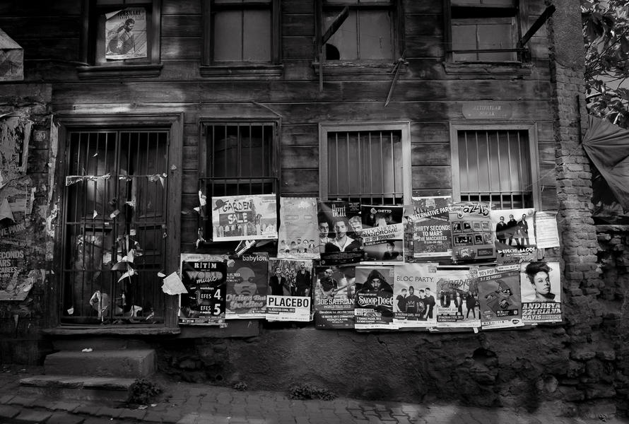 Posters, Istanbul
