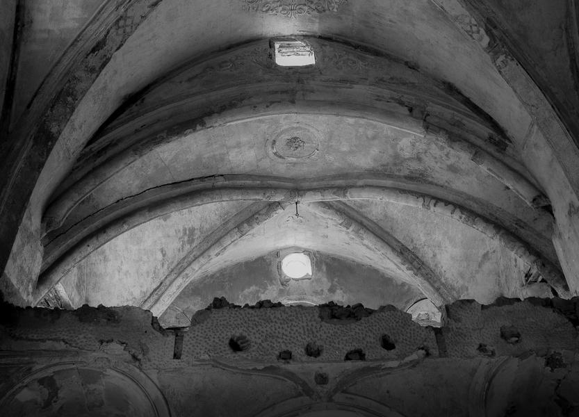Church Ceiling, kaya