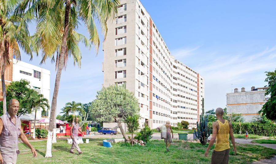 Reparto Camilo Cienfuegos #2, Havana, Cuba