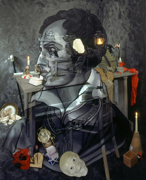 Portrait of Lord Byron 2010