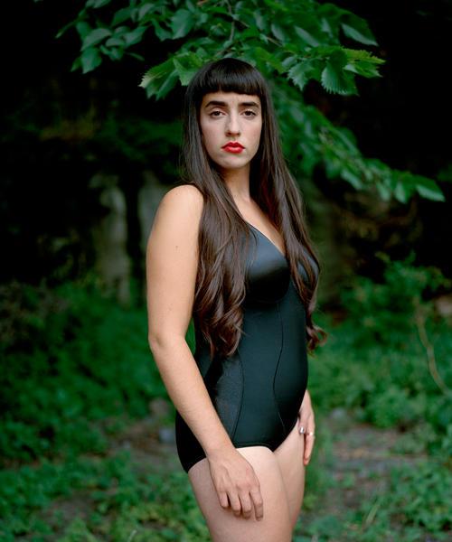 Samantha, c-print, 20 x 24 inches, 2014