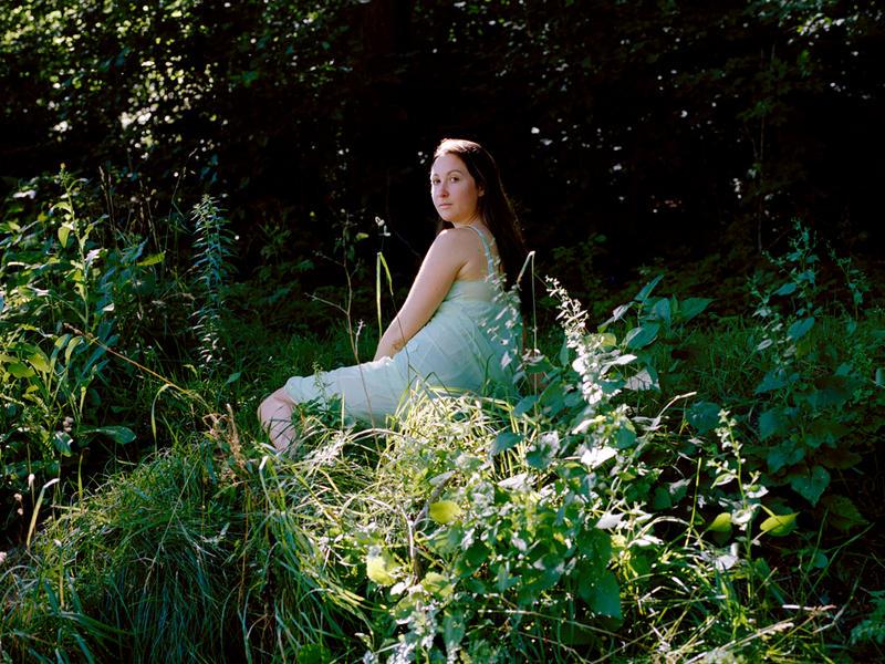 Geneviève, 30 x 40 inches, c-print, 2014
