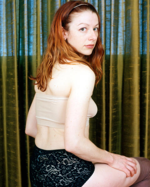 Althea, 20 x 24 inches, c-print, 2002