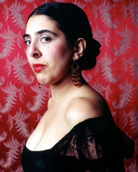 Marisa, 20 x 24 inches, c-print, 2002