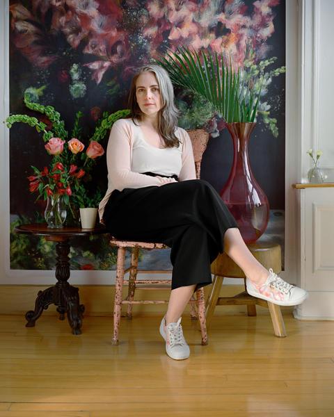 Cynthia Imogene Hammond, c-print, 40 x 50', 2018