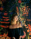 Natasha Laurent, c-print, 40 x 50 inches, 2018