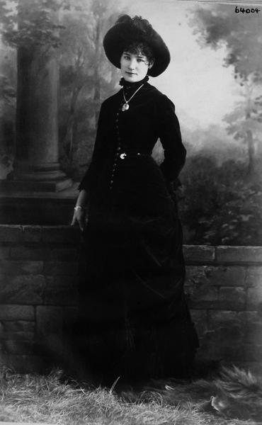 Miss Macevilla, Montreal, 1882, Notman &Sandham