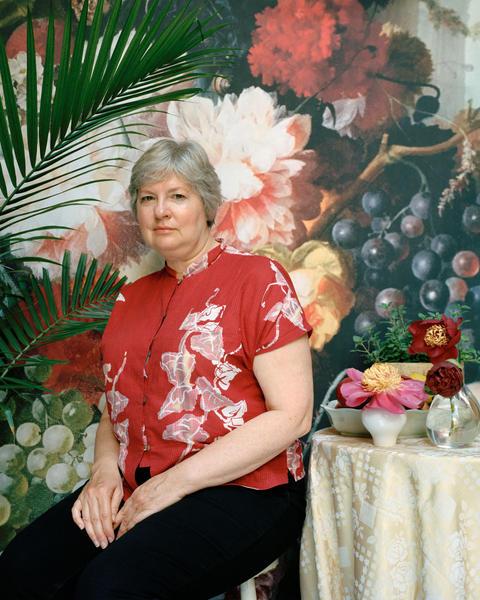 Lorrie Blair, c-print, 40 x 50 inches, 2018