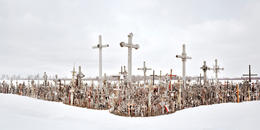 Kryziu Kalnas (Hill of Crosses) Scene One